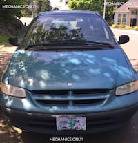 1998 Dodge Grand Caravan (mechanics only !!!) Washington