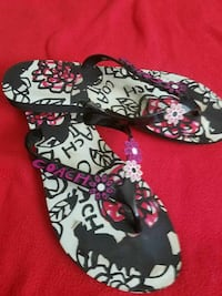 5233255fd Used Maid of Honor Flip Flops size small (5-6) for sale in Lancaster ...