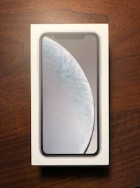 iphone xr white 64gb Vancouver