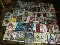 50 ALLPRO FOOTBALL CARDS FOR $50 INCLUDING ROOKIES Sturbridge, 01566