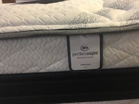 Serta Mattress perfect night. Saint Leonard, 20685