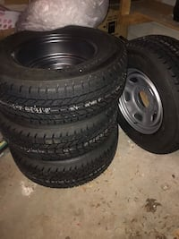 Winter tires for Ford F-250 Markham, L3S 3E1