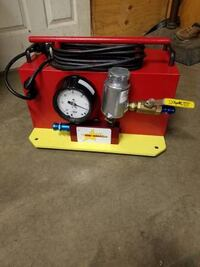 red and black air compressor Yucaipa, 92399
