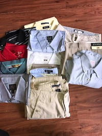 Mixed clothing lot all good condition-44 pieces 1181 mi