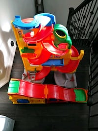 Fisher price race car sets