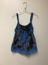 Women's TRULLI from Ann Taylor sleeveless top....Size petite small