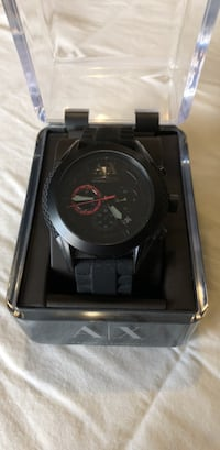 Armani Exchange watch black Tyler, 75703