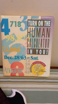 Turn on the human calculator in you kit Mississauga, L5J 3J3