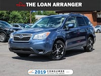 2014 SUBARU FORESTER 2.5I  172975 KMS and 100% app Barrie