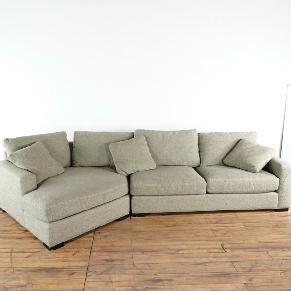 Prime Room Board Metro Contemporary Gray Upholstered Sectional Sofa 1021762 Pabps2019 Chair Design Images Pabps2019Com