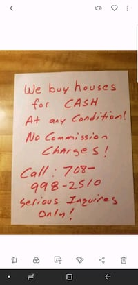 We buy houses for cash! Naperville
