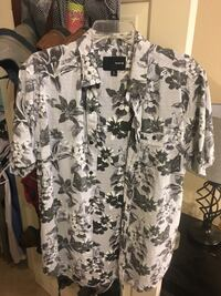 Hurley button up shirt Lubbock, 79401