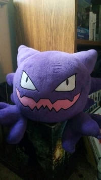 Haunter plush Manassas, 20109