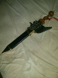 Authentic spartan short sword replica.