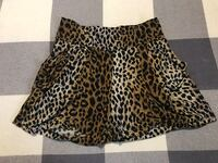 Leopard Print Shorts with pockets Toronto, M6A 2T9