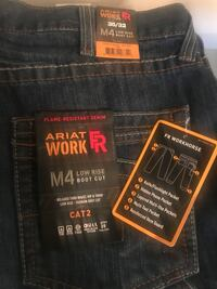 Ariat FR Work Jeans Wichita, 67205