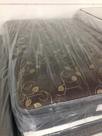 New today only twin full pillowtop mattress  Las Vegas