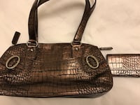 New Danier Leather Purse and Cardholder Vaughan, L4H 0X9