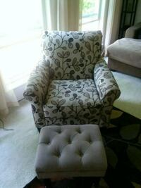 Chair and foot stool. Actually have two of each. Lakewood, 98499