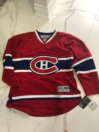 Montreal Canadiens Reebok Jersey 542 km