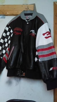 Leather Good Wrench Coat- Size XL.