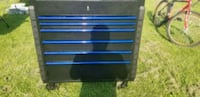 blue and black tool cabinet Baltimore, 43105