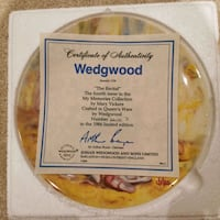 Limited edition The recital memory plate