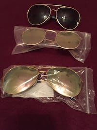 Unisex Fashion Sunglasses. Sold separately. $14 each. Goose Creek, 29445
