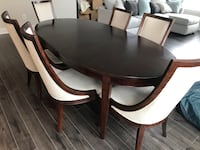 Beautiful Dining table with 6 chairs Hanover, 21076