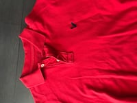 Red & Blue american eagle polo shirt Vaughan, L6A