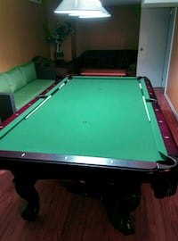 Billiard table  Markham, L6C 2A7
