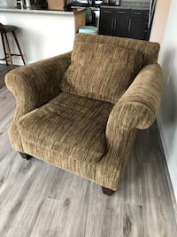 Brownish twill chair Woodbridge, 22191
