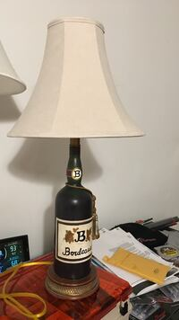 Wine themed lamp Grottoes, 24441