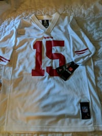 084019636 Used 49ers jersey Crabtree 15 for sale in San Bruno - letgo