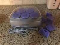 Hot curlers for hair hardly used La Mesa, 91942