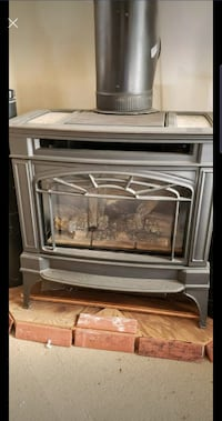 Lopi Berkshire LP fireplace/heater Columbus
