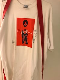Clean new shirt two Bone Thugs And Harmony signatures Albuquerque, 87104