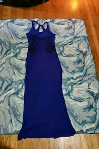 Dress new size small stretchy material Philadelphia