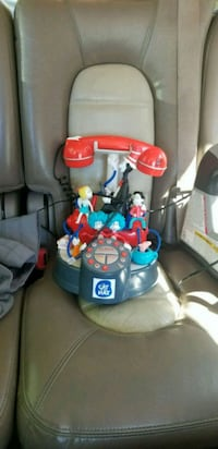 baby's gray and multicolored Fisher-Price bouncer Winnipeg, R2K 1P4