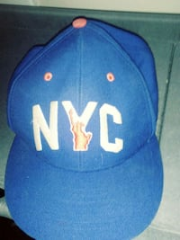 47 and one brand  NYC hat
