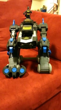 Batman remote controlled robot