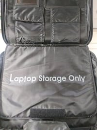 Laptop computer travel case