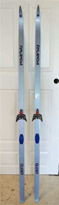 """'' Finlandia Glider """" Cross Country waxless Skis Andover"""