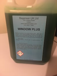 Window cleaning null, E7 0BE