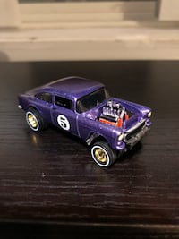 Hot wheels custom Bel Air gasser! Edmonton