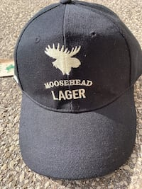 Brand new, MooseHead Larger beer hat   Niagara Falls, L2E