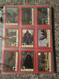 Robin Hood trading cards 1991 Cashmere, 98815