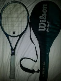 WILSON PRO STAFF TENNIS RACKET WITH CASE Barrie, L4N