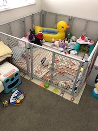Supper yard and extension for baby and toddler Lorton, 22079