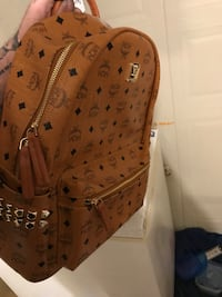 Authentic mcm bag can get it checked out with me